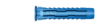 Cheville nylon multifonctions RAWLPLUG 4All